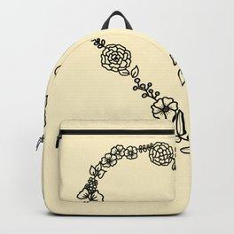 Heart of Flowers Backpack