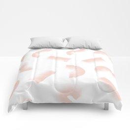 Etto Dos Blush Comforters