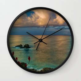Two Rock Point Wall Clock
