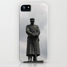 Marshal Jozef Pilsudski Monument iPhone Case