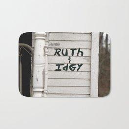 Ruth and Idgie 5 Bath Mat