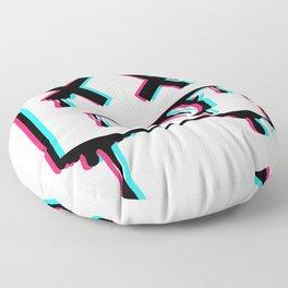 Dead Pixel CMK Floor Pillow