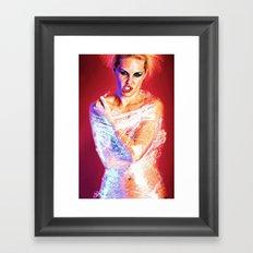 Born Into Wrap Framed Art Print