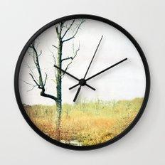 Four Wall Clock