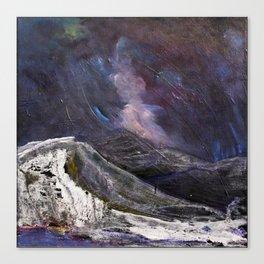 Northern Mountain Canvas Print