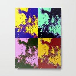 Abstractio2 Metal Print