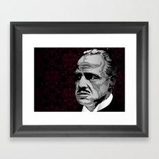 Il Don Framed Art Print