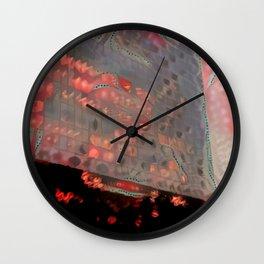 Pinnacle of Hamburg Wall Clock