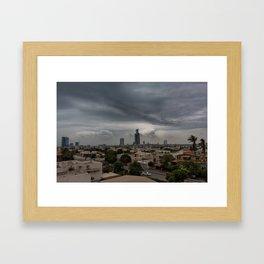 Karachi Framed Art Print