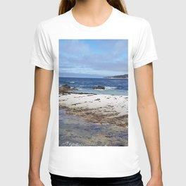 Carmel Beach High Tide T-shirt