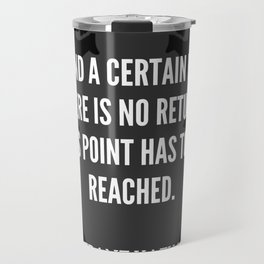 36   |  Franz Kafka Quotes | 190517 Travel Mug