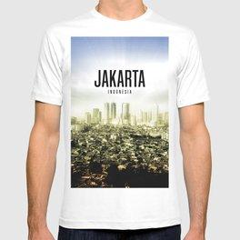 Jakarta Wallpaper T-shirt