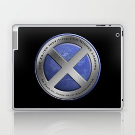 X-Men: First Class: Xavier Institute For Higher Learning Laptop & iPad Skin