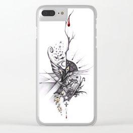 Starry Vacuum (combinación ganadora) Clear iPhone Case