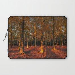 Autumn Sun Laptop Sleeve