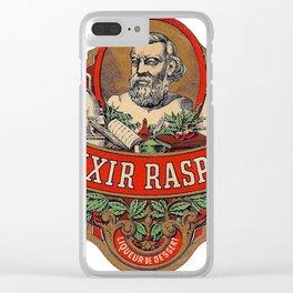 Élixir Raspail Clear iPhone Case