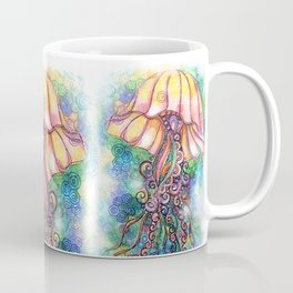 My Squishy Jelly Fish Coffee Mug
