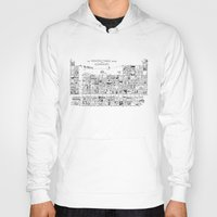 periodic table Hoodies featuring Periodic Table of the Elephants by DS Art