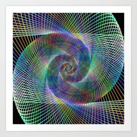 fractal Art Prints featuring Fractal by David Zydd