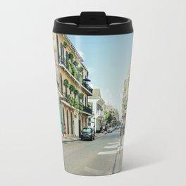 French Quarter Street Travel Mug
