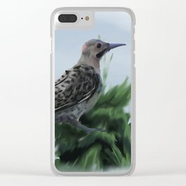 Flicker Clear iPhone Case