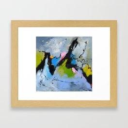 abstract 4461802 Framed Art Print
