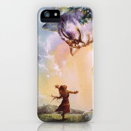 The first story iPhone Case