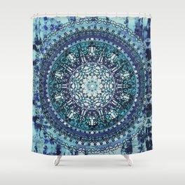Monterey Mandala Shower Curtain