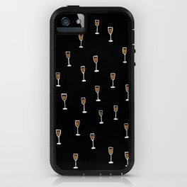 More Champagne Please iPhone Case