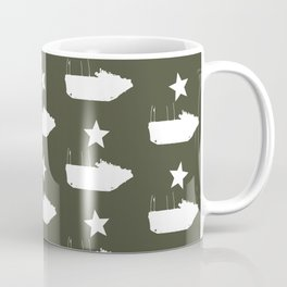AAV-7 Amphibious Assault Vehicle Coffee Mug