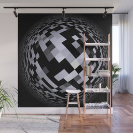 black-and-white -05- Wall Mural