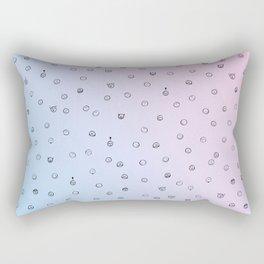 smiley spring Rectangular Pillow