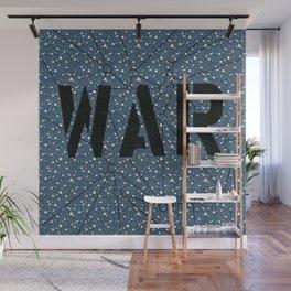 War blue Wall Mural