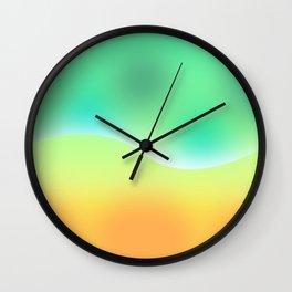 aura Wall Clock