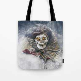 The Beauty of the Long-Dead Tote Bag