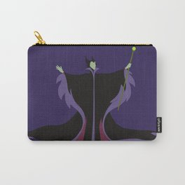 Maleficent Casting A Spell Carry-All Pouch