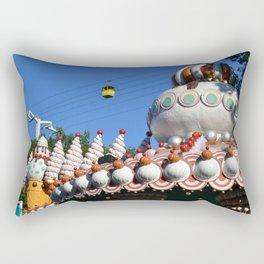 fiberglass dreamland Rectangular Pillow