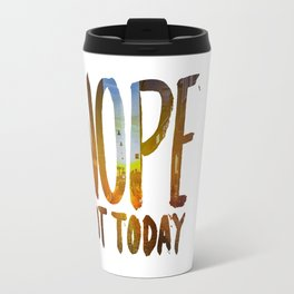Nope Travel Mug