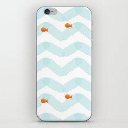 Golf Fish iPhone Skin