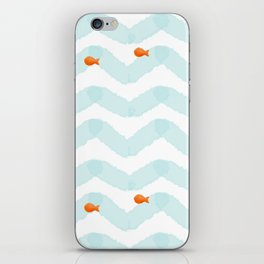 Golf Fish iPhone Skin