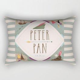Peter Pan Rectangular Pillow