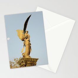 Angel of the Parc Montsouris Stationery Cards