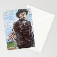 Vincent Street Art, Amsterdam Stationery Cards