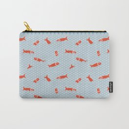 Happy Herrings Carry-All Pouch