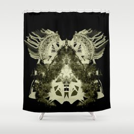 Helmut Down Shower Curtain