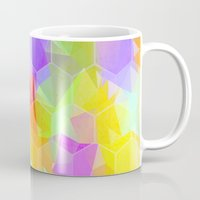 party Mugs featuring Party by Alexandre Reis