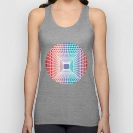 A matter of perspective     Unisex Tank Top