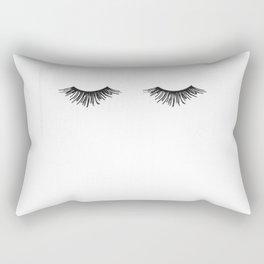 wink wink Rectangular Pillow