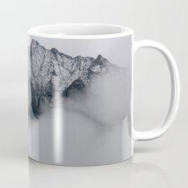 Foggy Mountains Photography Coffee Mug