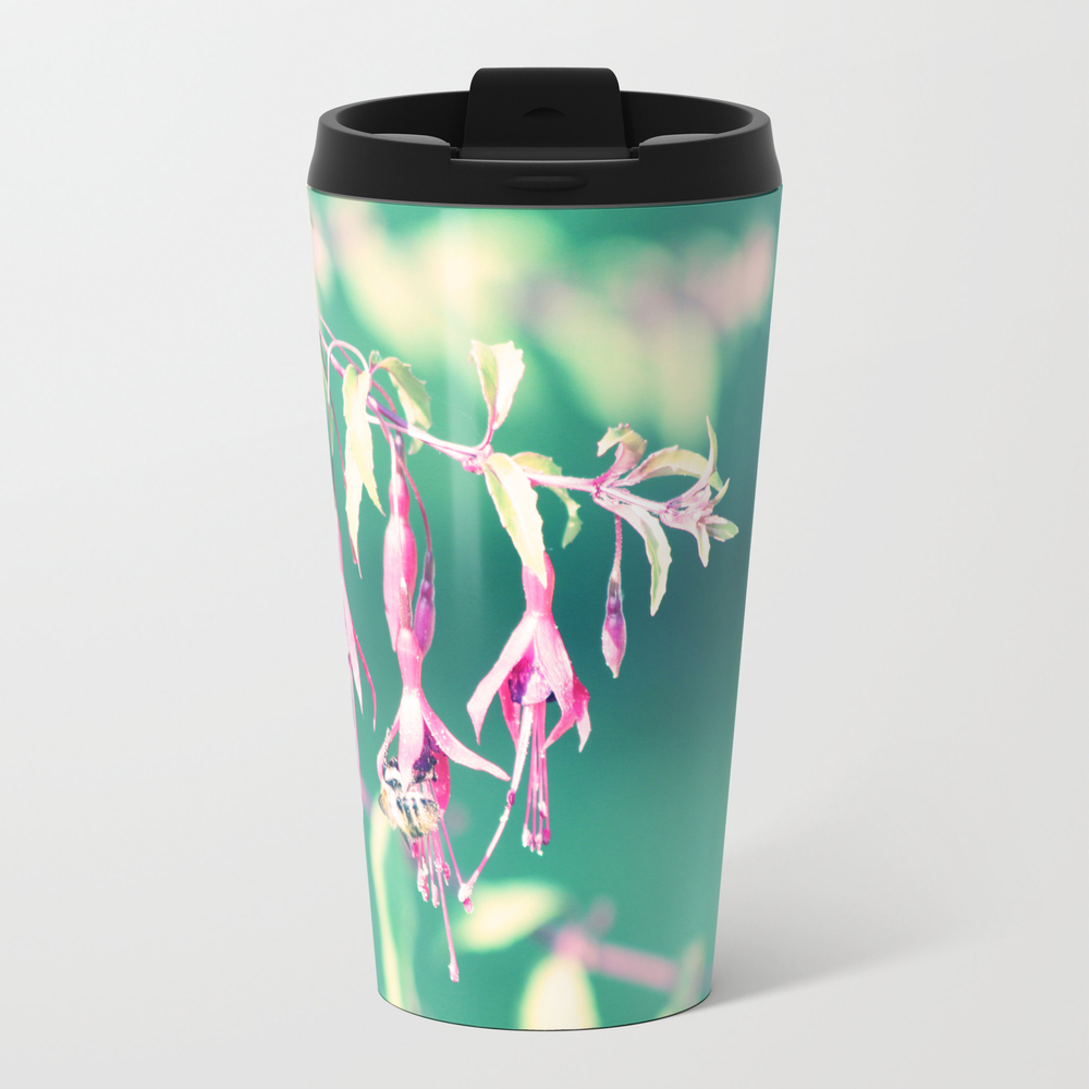 Lightful Autumn Flower Of Love & Light Travel Cup TRM7666530